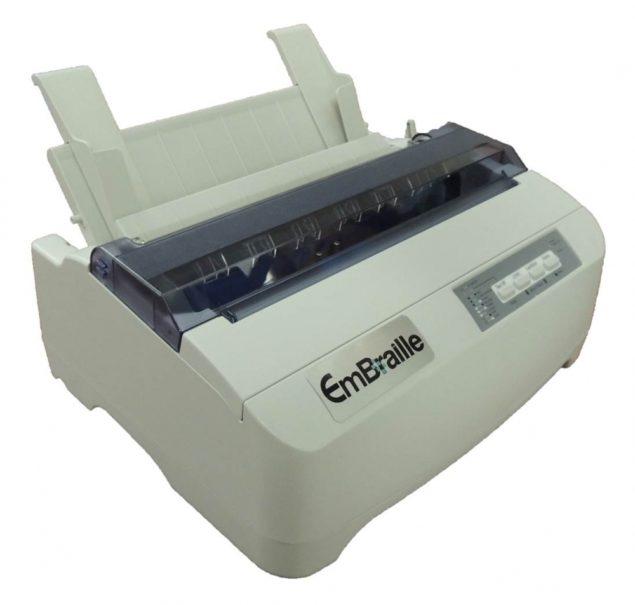 EmBraille Desktop Embosser (120 Volt)