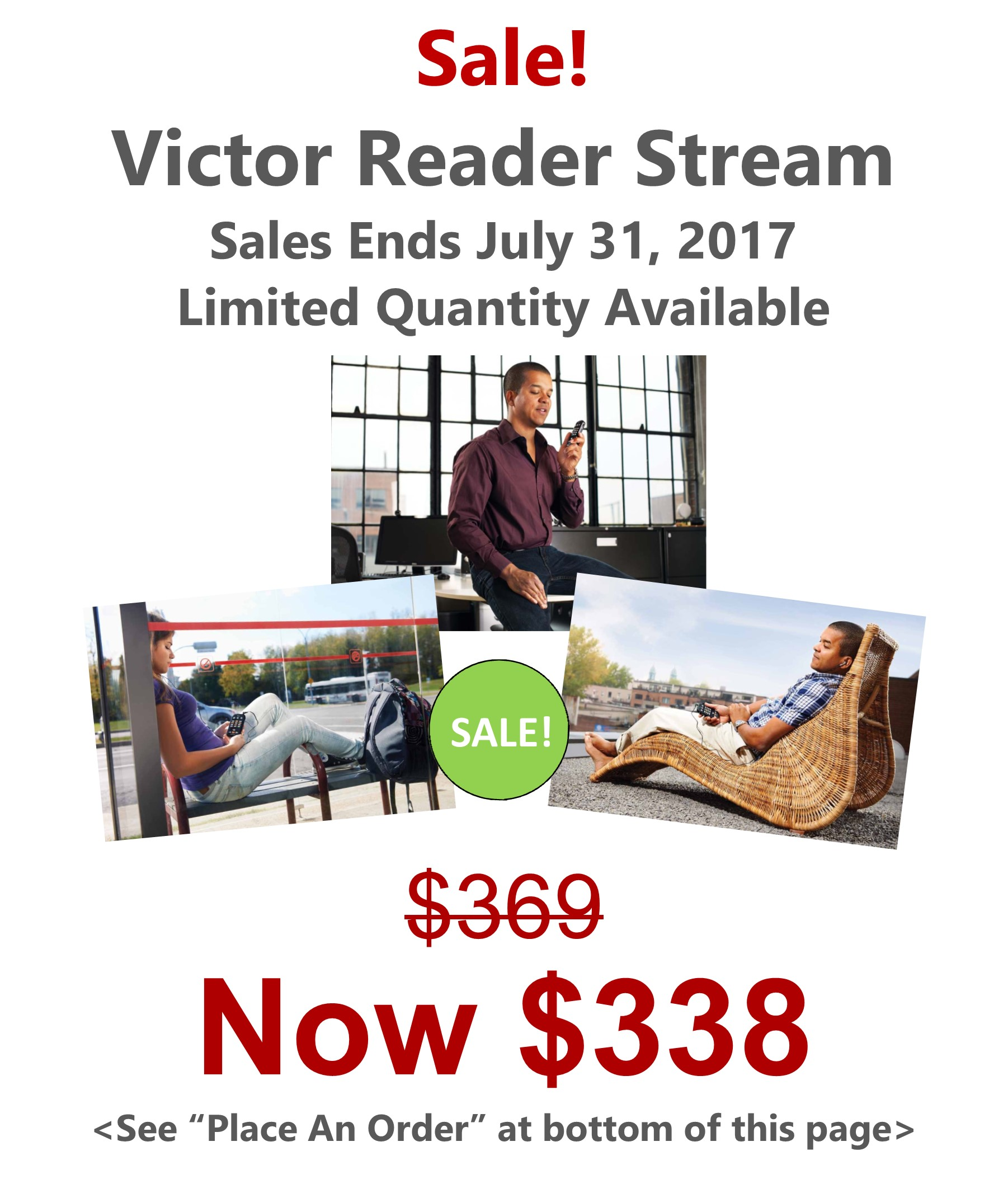 The Reader Stream