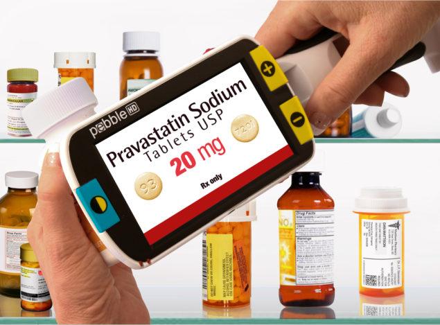 Pebble HD - Medicine
