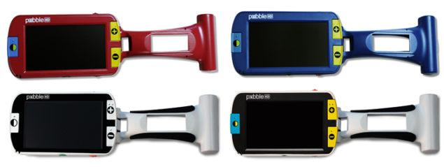 Pebble HD ALL colors