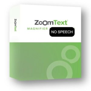 ZoomText 10.1 Magnifier Only, Single User