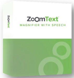 ZoomText Magnifier Reader