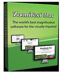 ZoomText MAC