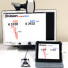Use your DaVinci low vision video magnifier (CCTV) with ipad or tablet - great for students, professionals and everyone