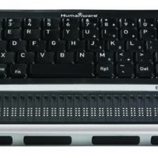 BrailleNote Apex QT32 Cell (QWERTY keyboard)