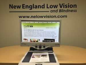 Important (CCTV) Update for Low Vision & Age Related Macular Degeneration (AMD) patients Announcements News Technology