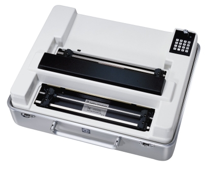 The Braille Express 150 is your perfect Braille Embosser for high speed, high volume Braille printing.