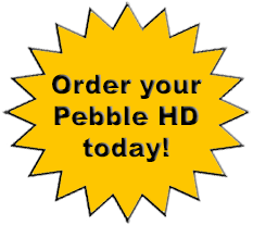 Pebble HD - The One Low Vision Product YOU Need