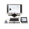 Merlin Elite Video Magnifier - Connects with iPad and iDevices - The Merlin Elite combines the best features of a desktop video magnifier with an OCR text-to-speech reader. It even connects to iPads so you can read emails, surf the internet and enjoy social media.