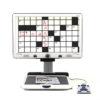 Merlin Elite Video Magnifier - use to enjoy everyday activities like crosswords