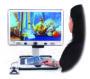 Merlin Elite Desktop Video Magnifier - read magazines and enjoy pictures