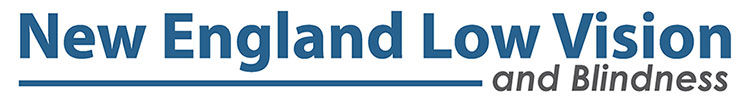 New England Low Vision and Blindness logo