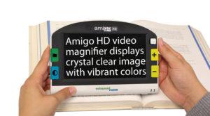 Amigo HD Portable Magnifier
