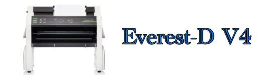 Photo of Everest-D V4 embosser
