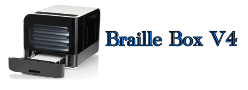 Photo of Braille Box V4 embosser