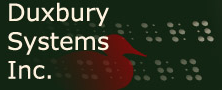 Duxbury Systems Inc logo