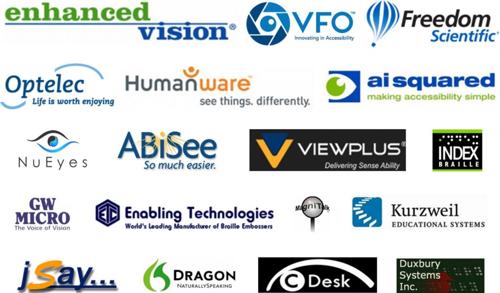 New England Low Vision and Blindness Suppliers