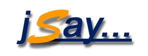 jSay Logo