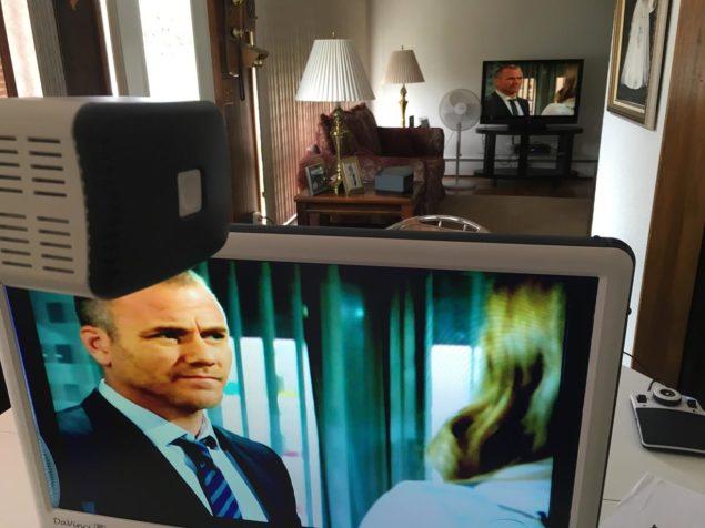 DaVinci Pro-Television Viewing