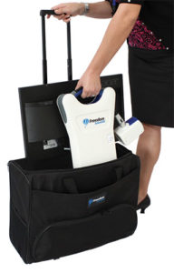 "ONYX® Deskset HD 20"" With Carry Case"