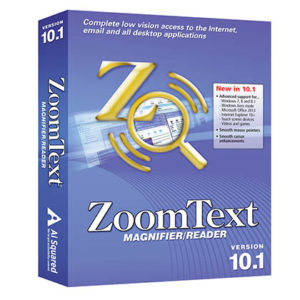ZoomText 10.1 versus ZoomText Fusion: What's the Difference and Which One Is Right For Me? Technology
