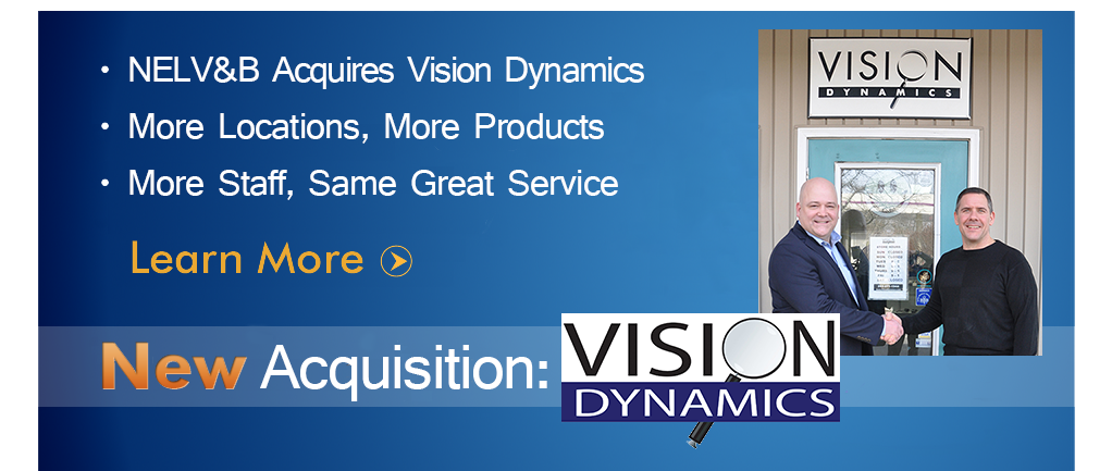 NELVB acquires Vision Dynamics: More locations, more products, more staff, same great service