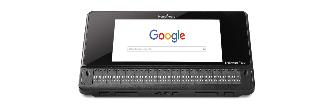 BrailleNote Touch 32 Braille Notetaker/Tablet