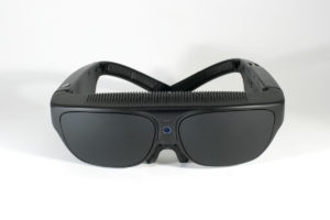 NuEyes Low Vision Glasses
