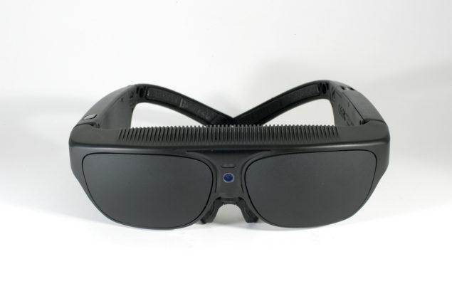 NuEyes — Wireless, Hands-free ODG Smartglasses