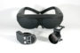 NuEyes removable visual prosthetic, featuring ODG smart glasses is the first ever lightweight, wireless, head worn device that is voice activated for the visually impaired.