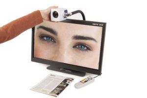 Onyx OCR Desktop Electronic Video Magnifier