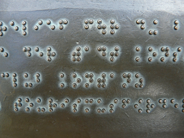 How to print Braille Business Cards Resources Tech Tips