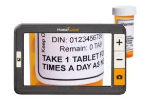 explorē 5 Portable Electronic Video Magnifier