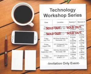 Technology Workshop Schedule