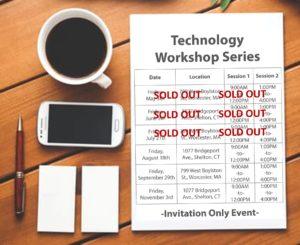 Technology Workshop Series Schedule
