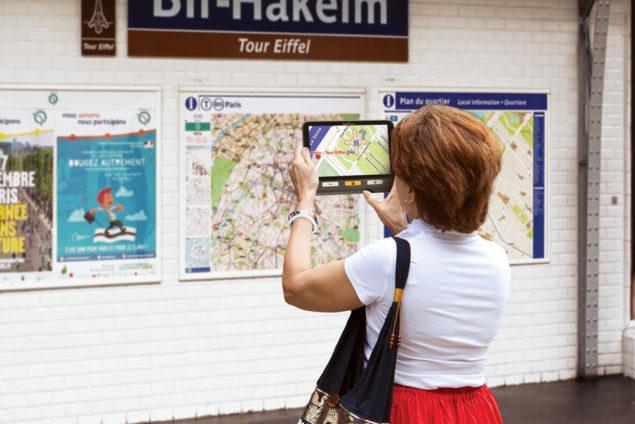Explore 8 at train station