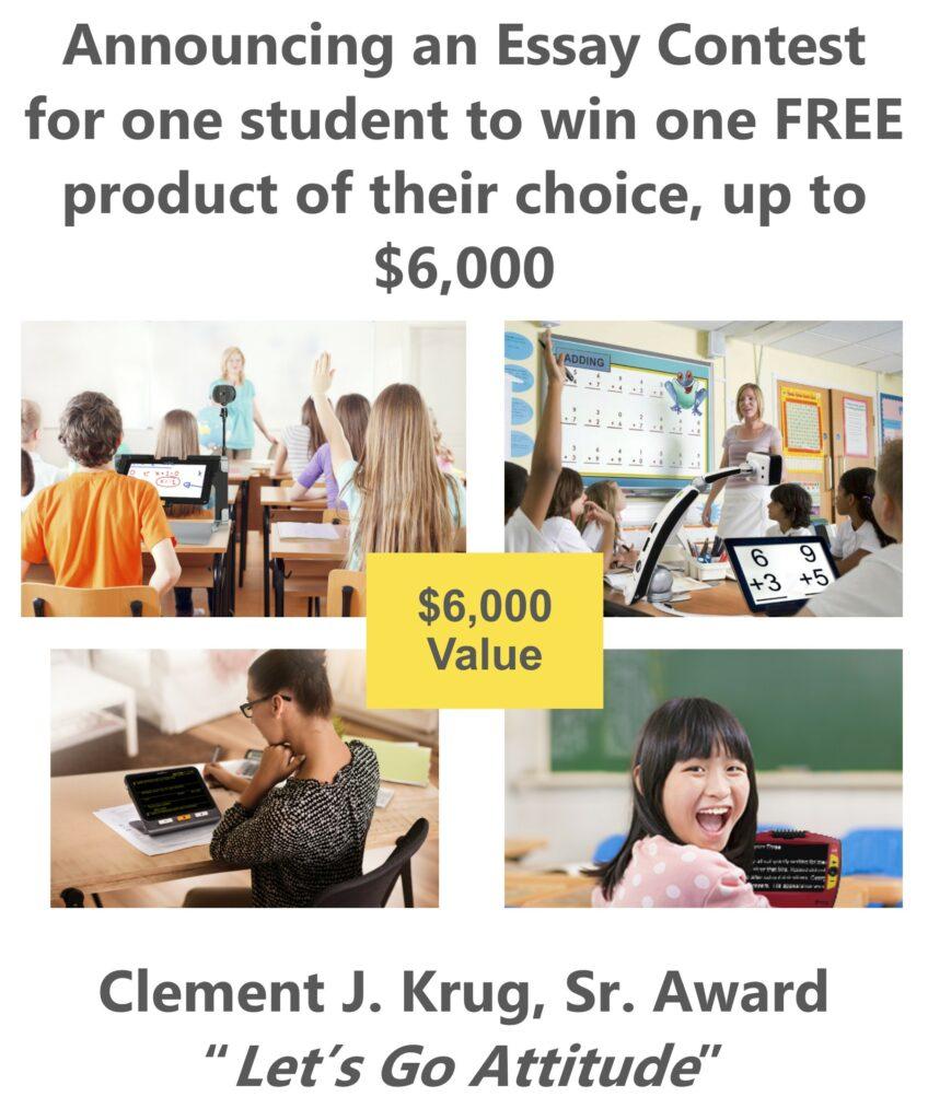 Clement J. Krug Sr. Award