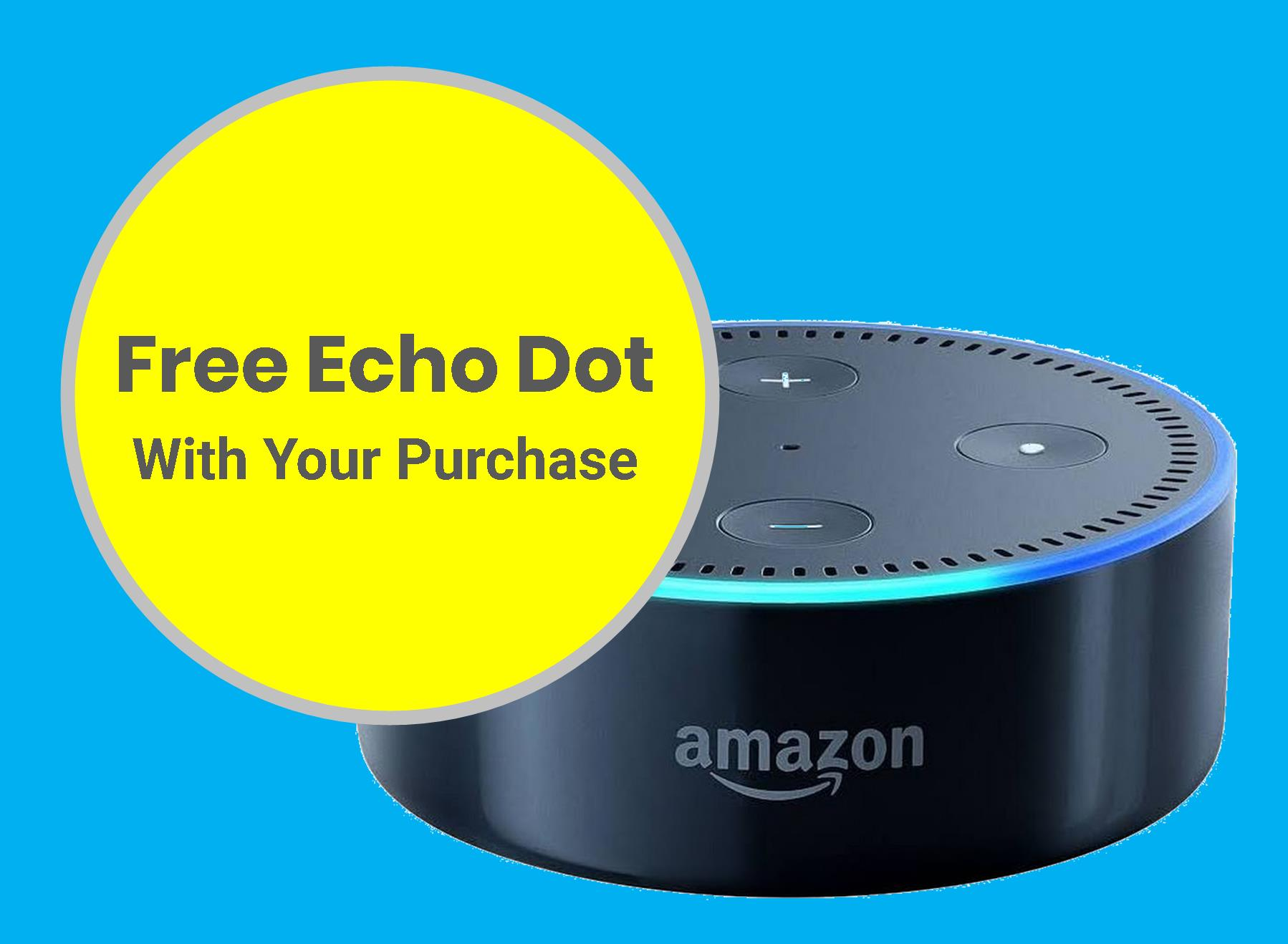 Free Amazon Echo Dot News