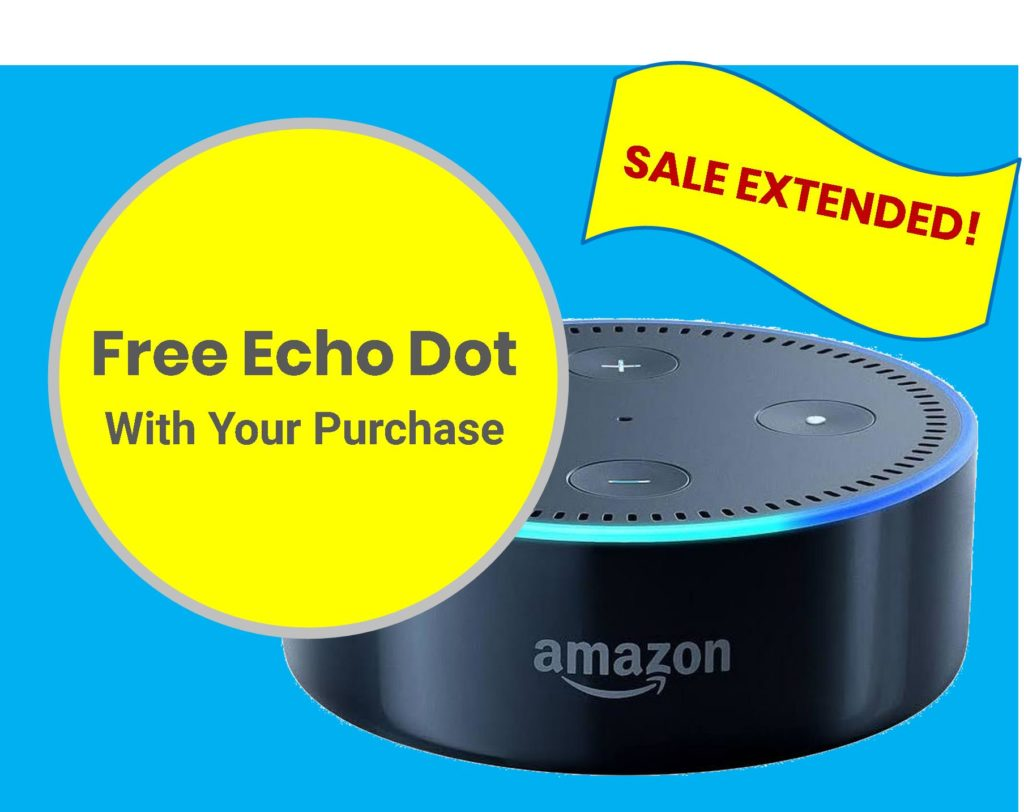 Echo Dot Sale Extended