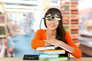 Jordy Low Vision Glasses - New Head Strap Uncategorized