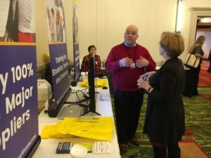 New England Low Vision and Blindness at the NE AER Conference Uncategorized