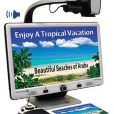 Davinci Pro displaying a vacation brochure