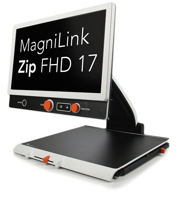 "MagniLink Zip Premium Full HD 1080p, 17"" Monitor w/Battery"
