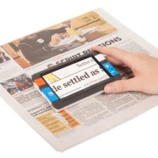 Compact+ HD Viewing newspaper