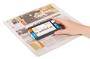 Compact+ HD Portable Electronic Video Magnifier