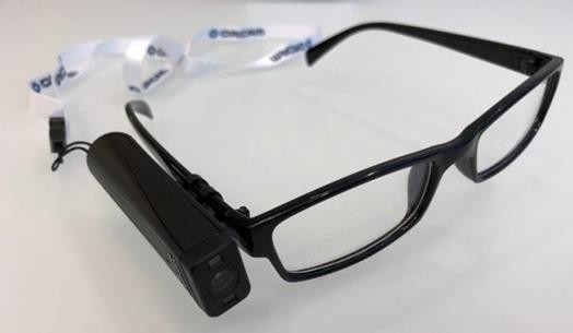 OrCam MyEye 2.0 Wearable Artificial Vision Device