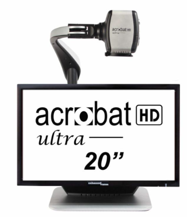 "Acrobat HD Ultra 20"""