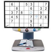 TOPAZ EZ HD Crossword Puzzle on Screen