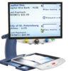 TOPAZ XL with built-in online capabilities