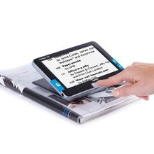 Compact 7 HD using device to read table of contents